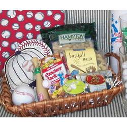 Baseball Gift Basket - FindGift.com