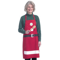 Jolly Santa Apron