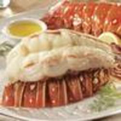 4 Succulent 6 Ounce Lobster Tails