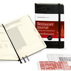 Restaurant Passions Journal