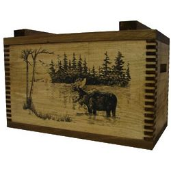 Moose Imprint Ammo and Accessory Case
