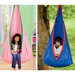 Indoor Outdoor HugglePod Deluxe Hanging Chair