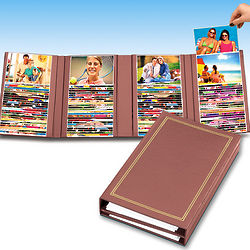 200 Picture Photo Albums