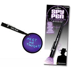 U/V Spy Pen