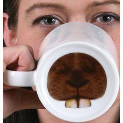 Bunny Nose Mug