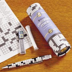 Crossword Puzzle Pencil