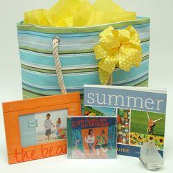 Summer Fun Beach Tote Gift Set