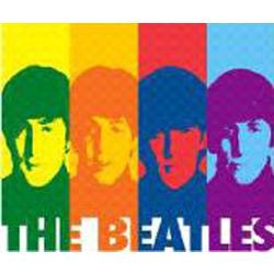 The Beatles Warhol Plush Fleece Throw