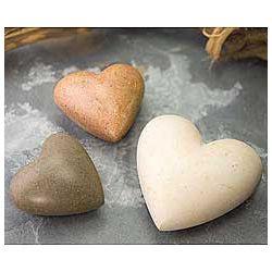 Hearts for Haiti Stones