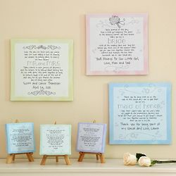 Personalized Ways To Say It Wedding Canvas