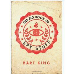 The Big Book of Spy Stuff Book