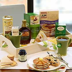 Happy Mother's Day Breakfast in Bed Gift Basket