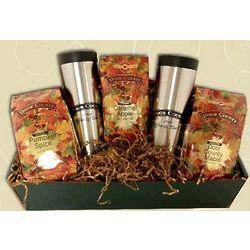 Fall Coffee Trio Travel Gift Set