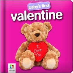 Baby's First Valentine Board Book