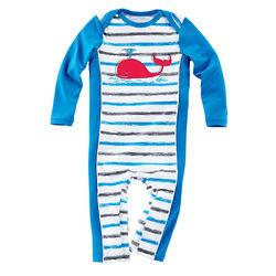 Infant Swim Romper with UPF 50
