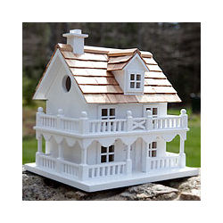 New England Dweller Architectural Birdhouse