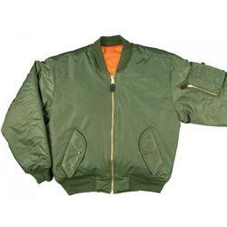 Sage Green MA-1 Flight Jacket