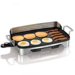 Premiere Cookware Electric Griddle