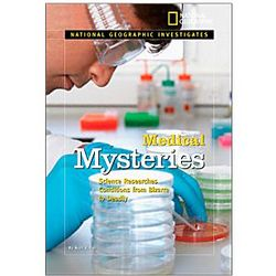 Medical Mysteries Book