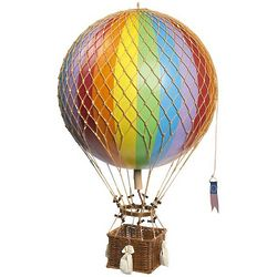 Rainbow Royal Decorative Aero Balloon