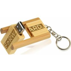 Obama Forward 2GB Memory Keychain