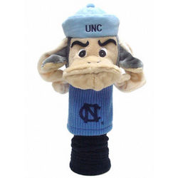 North Carolina Tar Heels Mascot Headcover