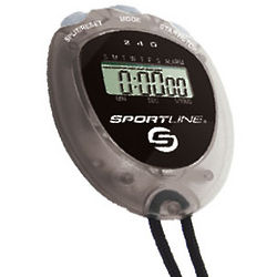 Single and Split Time Stopwatch