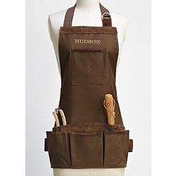 Personalized Garden Apron