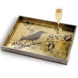 Kala Pidda Lacquer Bird Tray