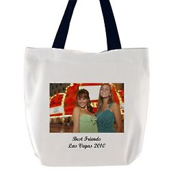 Personalized and Custom Photo Tote Bag