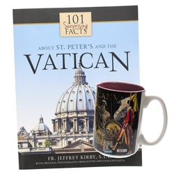 Surprising Facts About the Vatican Coffee Mug and Book