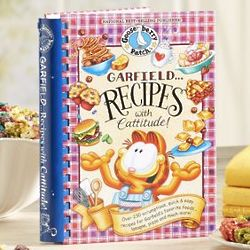 Garfield Recipes with Catitude Cookbook