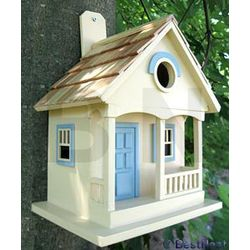 West Coast Dweller Architectual Birdhouse