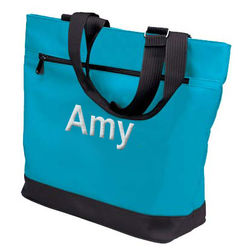 Personalized Shopping Shoulder Tote
