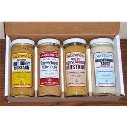 Horseradish and Mustard Gift Box