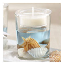 Sea Shell Gel Tealight Favor