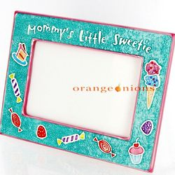 Mommy's Little Sweetie Photo Frame