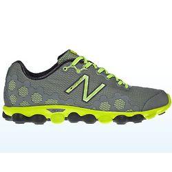 New Balance Gray Minimus Running Shoe