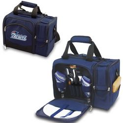 New England Patriots Malibu Picnic Pack for Two