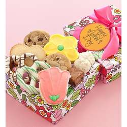 Mother's Day Cookie Treats Gift Box