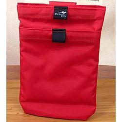 Red Pocket Plus Side Fanny Pack
