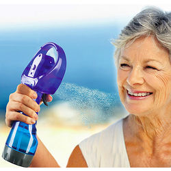 Personal Water Spray Mister Duo