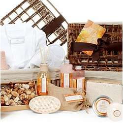 Ultimate California Groves Spa Gift Basket