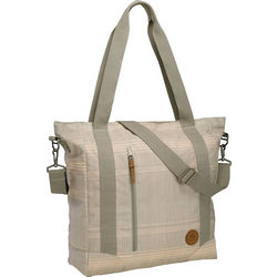 Lida Laptop Striped Texture Tote