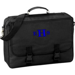 Personalized Nylon Briefcase Bag