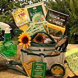 The Weekend Gardener's Tote Gardening Gift
