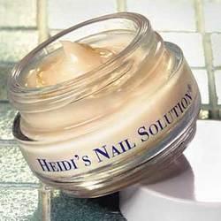 Heidi's Nail Solution