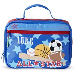 Personalized Sports Lunch Box