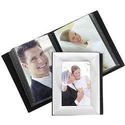 Silvertone Personalized Photo Album