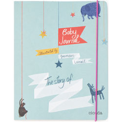 Baby Book Hardback Journal